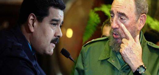 La estrecha relación entre Venezuela y Cuba |Foto referencial
