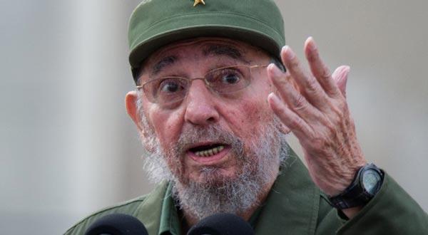 Fidel Castro Foto: CNN