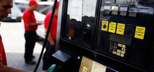 Escasez de gasolina |Foto referencial