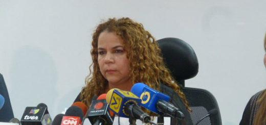 Ministra del Servicio Penitenciario, Iris Varela |Foto Cortesía