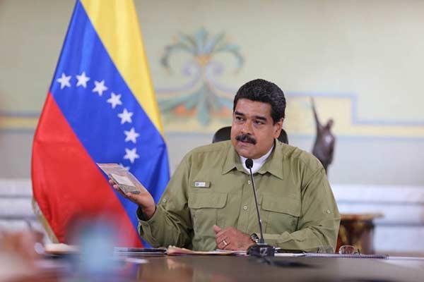 Maduro: Prohíbo la Salsa Casino en Venezuela.