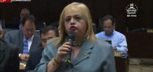 Marianela Fernández|Captura de video