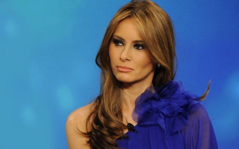 Melania Trump, Primera Dama de EEUU|Foto: eltoper.com