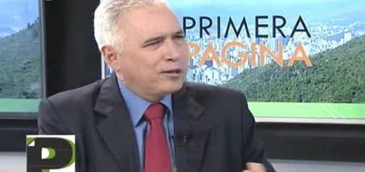 El diputado a la Asamblea Nacional por el Gran Polo Patriótico (GPP), Jesús Montilla | Foto: Captura de video