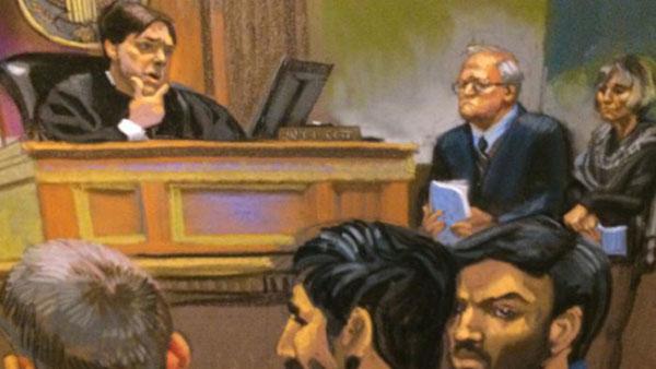 """""""Narcosobrinos"""" en la corte de Nueva York"""