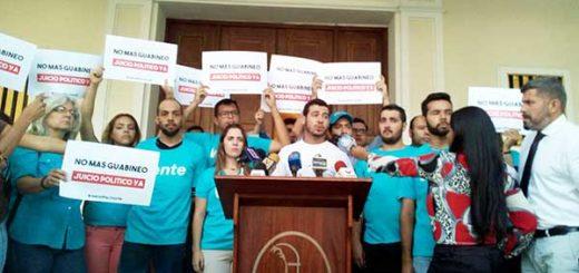 Vente Venezuela | Foto: @VenteVenezuela