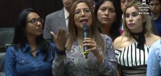 Tania Díaz|Captura de video