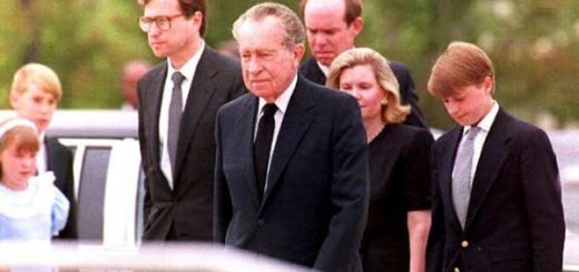 Richard Nixon murió en 1994 | GETTY IMAGES