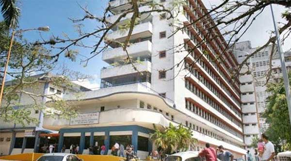 Hospital de San Cristóbal |Foto archivo
