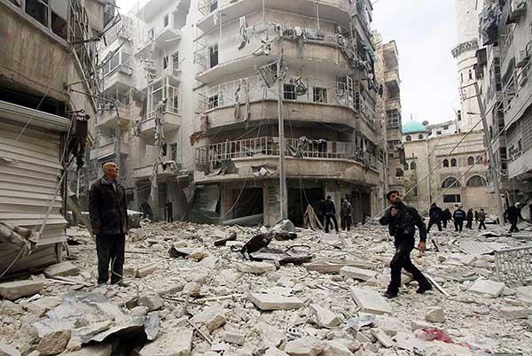 Alepo, Siria | Foto: Reuters