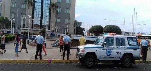 Mujer fue asesinada a pedradas frente al Palacio de Justicia en Maracaibo |Foto: Panorama