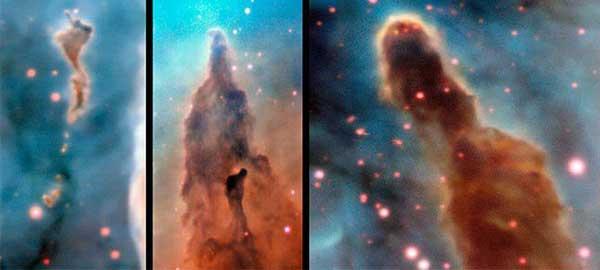 Nebulosa de Carina   Imagen: ESO