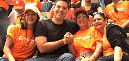 Yon Goicochea, preso político del Gobierno de Nicolás Maduro |Foto archivo
