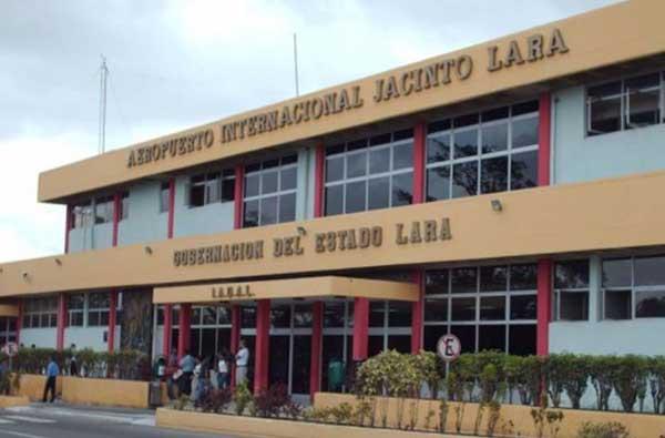 Aeropuerto Jacinto Lara de Barquisimeto | Foto: Archivo