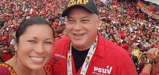 El chavismo en campaña en Amazonas | Foto: ViceVenezuela
