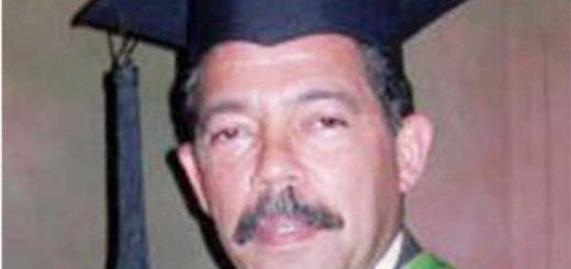 Árbitro de la Federación Venezolana de Baloncesto, Luis Gutiérrez | Foto: Cortesía familiares / El Pitazo