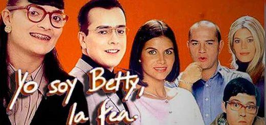 'Yo soy Betty, la fea' poster | Foto: Archivo