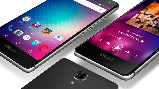 Celular Blu | Imagen de referencia