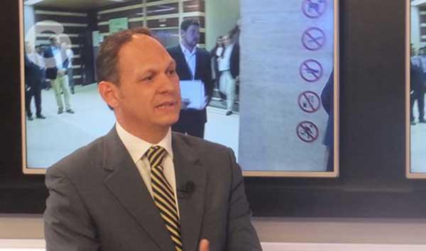 Abogado experto en resolución de conflictos, Miguel Ángel Martín | Foto: Globovisión