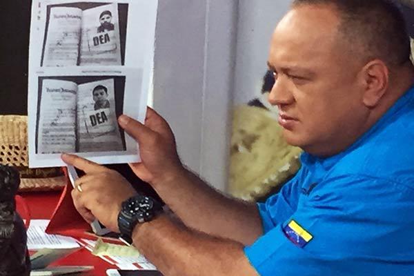 Diosdado Cabello | Foto: Wiston Bravo