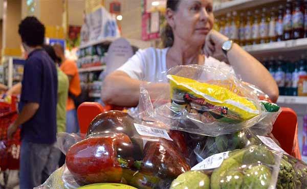 Canasta Alimentaria Familiar superó el millón de bolívares en junio | Foto referencial