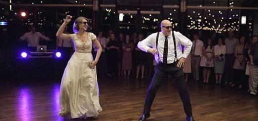 Baile entre Padre e Hija | Foto: Captura de video