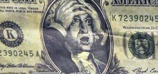 El dólar paralelo superó los 4.000 Bs.F | Fotomontaje