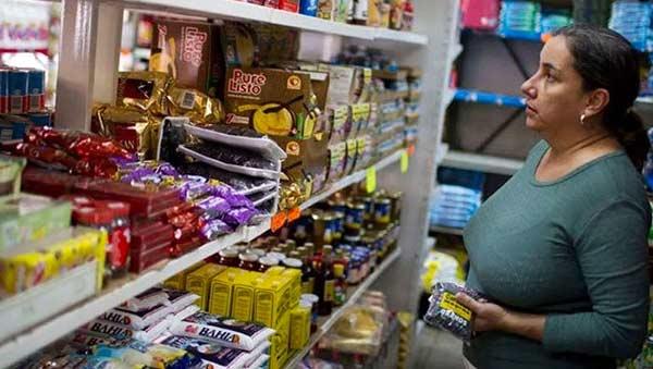 Economía cayó 12% e inflación subió a 500% | Foto referencial