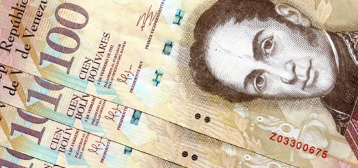 Billete de 100 bolívares | Foto: Archivo
