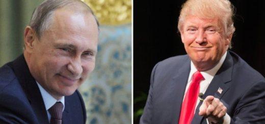 Vladimir Putin / Donald Trump | Foto: BBC