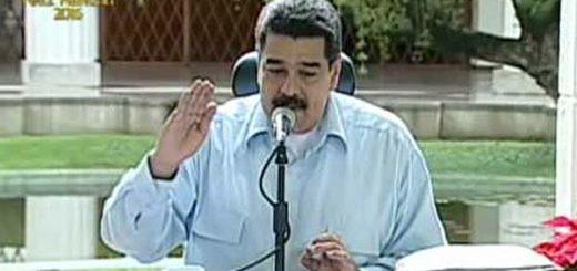 Nicolás Maduro | Foto: captura de video
