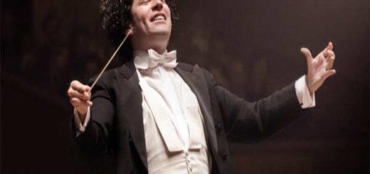 Gustavo Dudamel, director de orquestas |Foto Cortesía