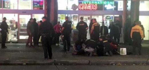 Cinco heridos durante un tiroteo en Seatle (EE.UU) | Foto: 24-horas.mx