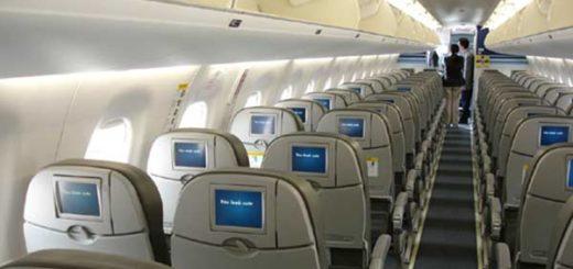 Evacúan avión en Costa Rica |Foto referencial