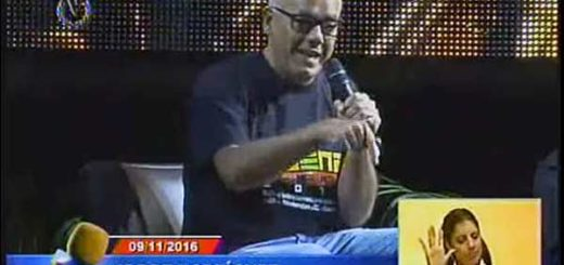 Jorge Rodríguez   Foto: Captura de video