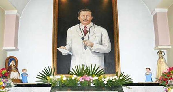 Doctor José Gregorio Hernandez Imagen de referencia