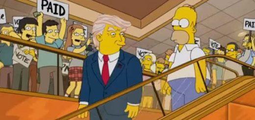 Los Simpsons|Captura de video