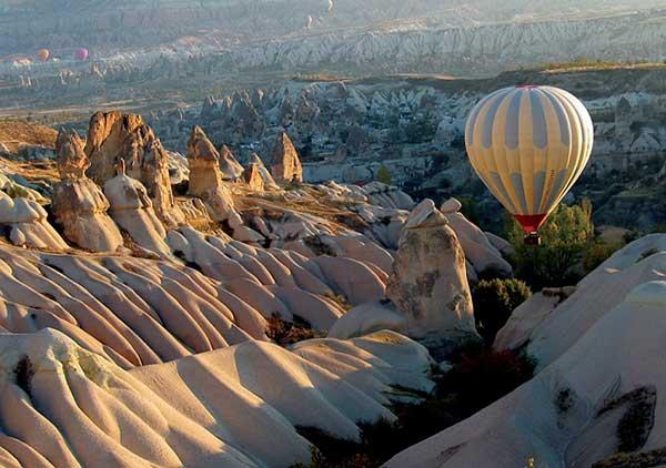 Capadocia, Turquía | Foto: Agencias