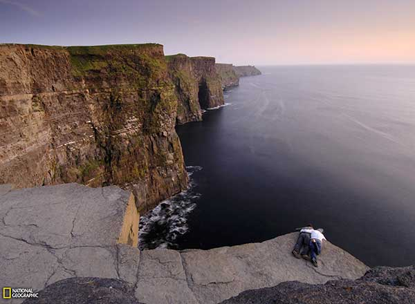 Acantilados de Moher, Irlanda | Foto: Agencias