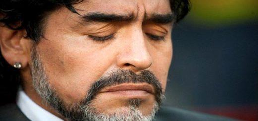 Diego Armando Maradona|Foto: agencia