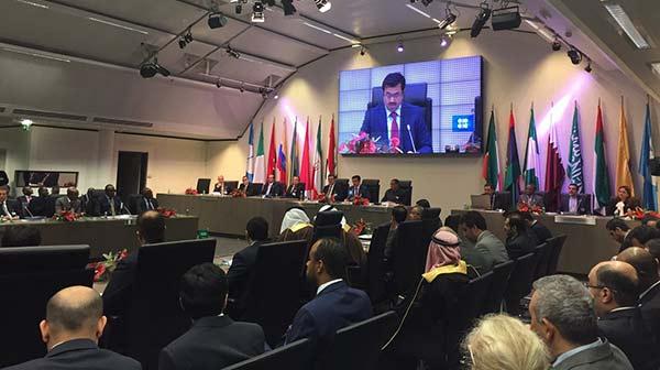Reunión de la OPEP en Viena | Foto: @PDVSA