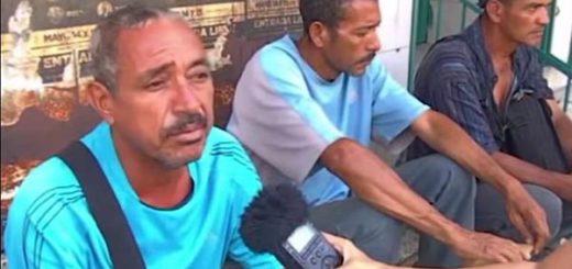 Cuidadanos de Guatire se quejan de los altos precios | Foto: Captura de video