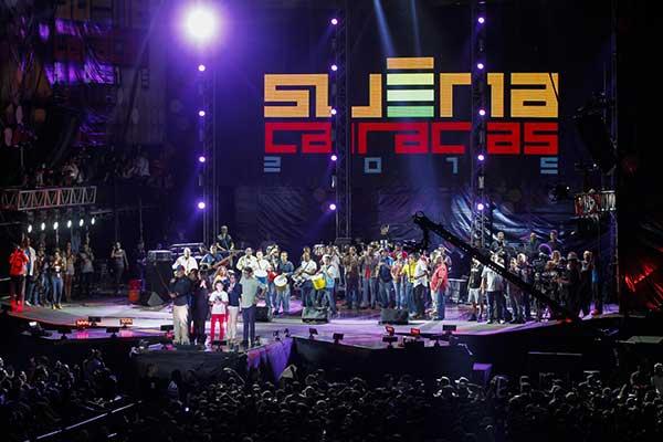 Festival Suena Caracas 2015