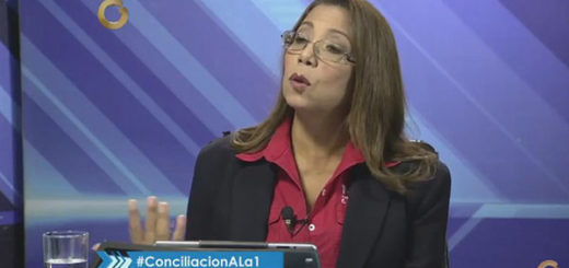 Diputada Tania Díaz | Foto: Captura de video