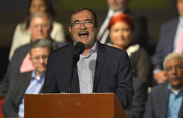 'Timochenko' líder de las Farc| Foto: AFP