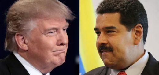 La relación entre Estados Unidos y Venezuela es tensa y la llegada de Trump a la presidencia es una incógnita|Getty Images