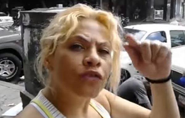 Venezolana manda un video a Diosdado Cabello  Captura de video