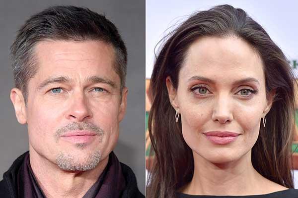 Brad Pitt / Angelina Jolie | Foto: Archivo