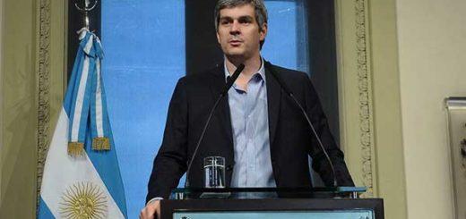 Jefe de Gabinete de ministros argentino, Marcos Peña | Foto: La Nación