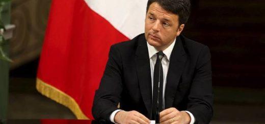 El primer ministro italiano, Matteo Renzi|Foto: agencia